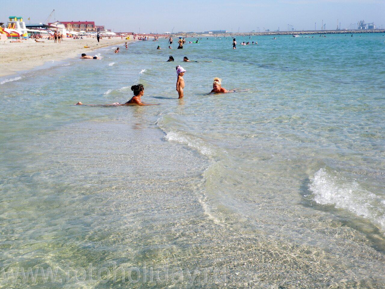 Актау море пляжи фото